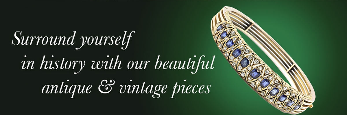 vintage antique jewellery